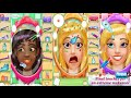 Hairy Face Salon Makeover  Videos games for Kids - Girls - Baby Android İOS Tabtale Free 2015