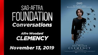 Conversations with Alfre Woodard of CLEMENCY