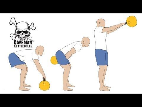 Kettlebell Swings Boost Your Leg Strength and Power