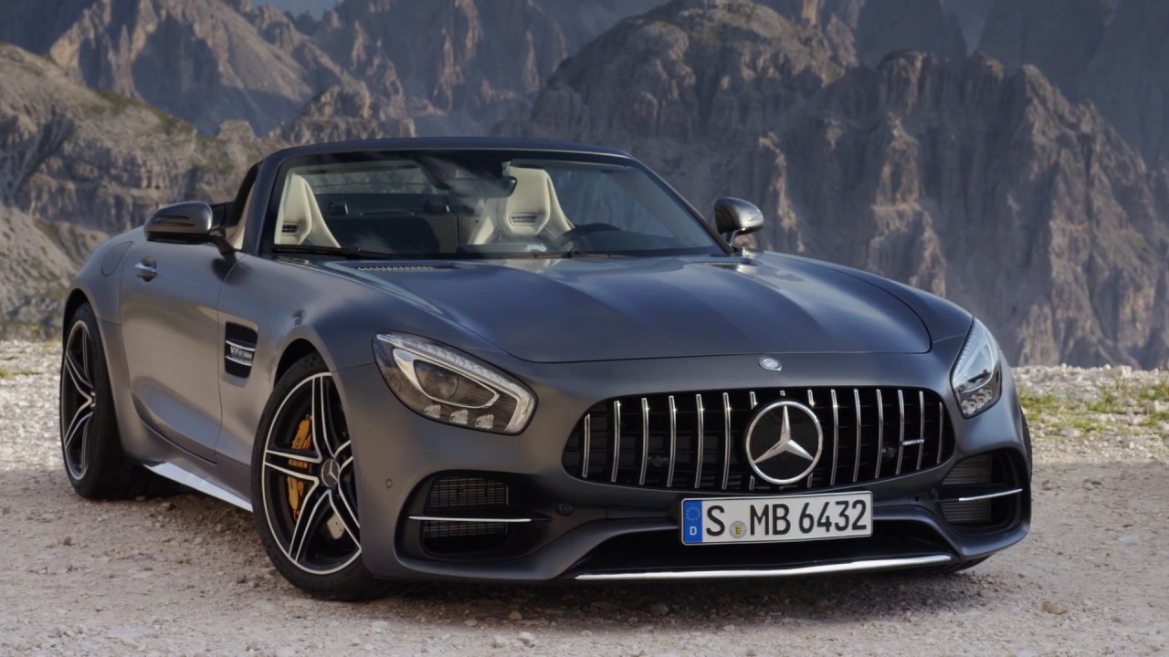 2018 Mercedes Amg Gt C Roadster First Look Testdrivenow
