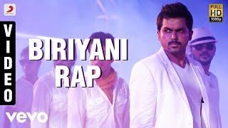 Biriyani Telugu - Biriyani Rap Video | Karthi, Hansika Motwani | Yuvanshankar Raja