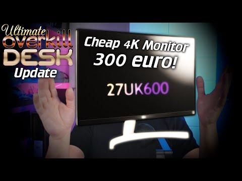 LG 27UK600 videos (Meet Gadget)