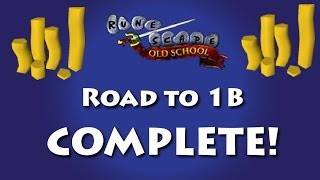 ROAD TO 1B - COMPLETE