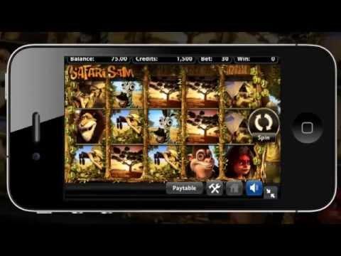 Safari Sam ToGo™ Mobile Betsoft Gaming