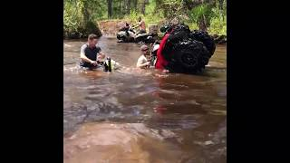 Swimming the Honders