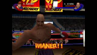 Ready 2 Rumble Round 2 - Shaquille O