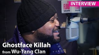 Ghostface Killah - FLOW 93-5 Interview