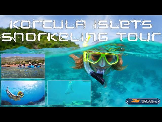 Korcula Excursions - Snorkeling tour - Explore Sunken ship - Korcula Boat Tours