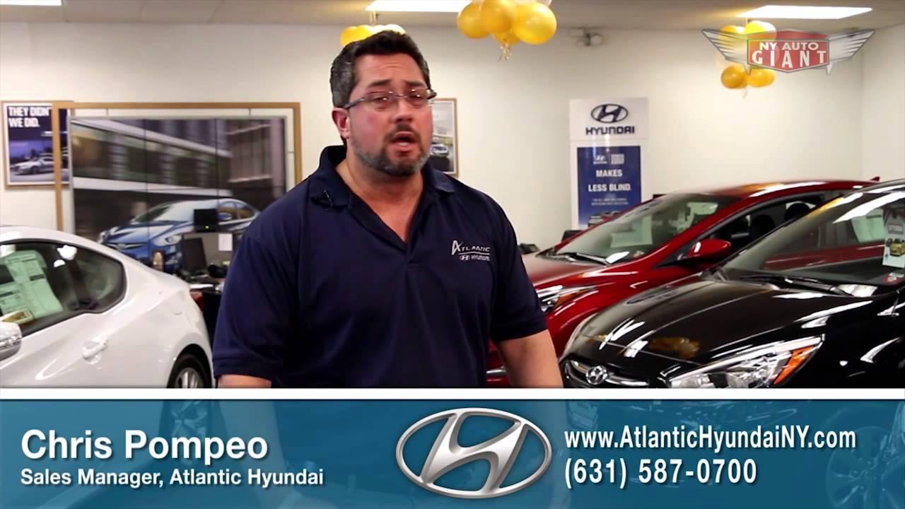 Introducing Sales Manager Chris Pompeo   Atlantic Hyundai