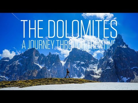 The Dolomites: A Journey Through Trentino