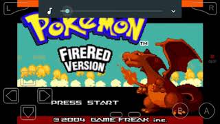 Pokemon fire red #1 olá charmander