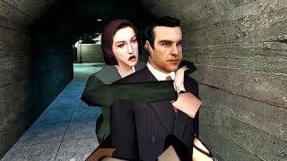 Moje první setkání s Mafií!