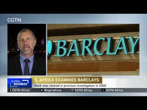 Barclays Bank examined over possible apartheid-era bailout