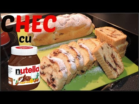 CHEC pufos cu NUTELLA | Raluca Gheorghe