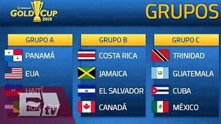 México ya conoce a sus rivales en la Copa Oro 2015/ Gerardo Ruiz