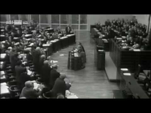 Willy Brandt erhält den Friedensnobelpreis / ვილი ბრანდტი იღებს ნობელის პრემიას