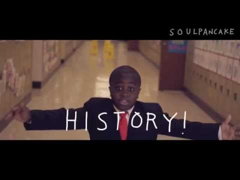 A Pep Talk From Kid President To Teachers & Students