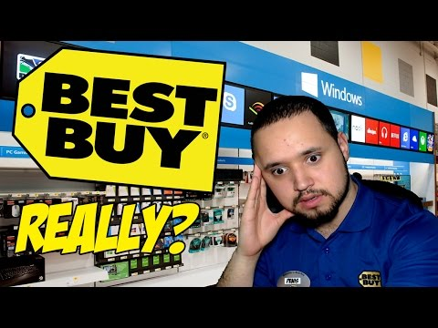 WEIRD THINGS BEST BUY CUSTOMERS SAY!
