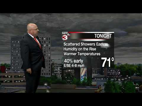 Rob's weather forecast part 1 10-14-19 6pm