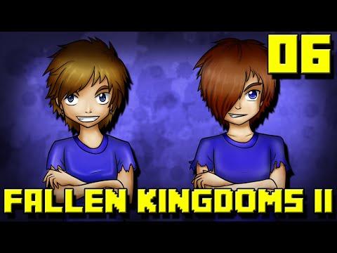 Fallen Kingdoms II : Salle des Coffres !   Jour 06 - Minecraft