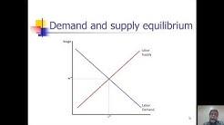 1A. What is labor economics