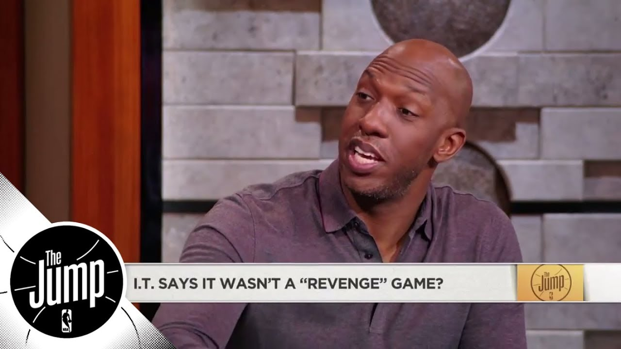 Chauncey Billups not buying Lakers-Cavs game wasn't 'revenge' for Isaiah Thomas | The Jump | ESPN