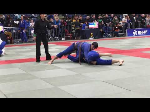 Janis Riekstins Vs Alexander Baffoun IBJJF Dublin Open 2018