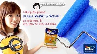 #DuluxSG Be A Savvy Shopper Pre-test Part 2 | Tiffany Yong