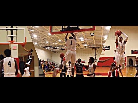 Therrell High School Pulls Out The Win vs Kipp Atlanta Collegiate (Full Game Highlights)