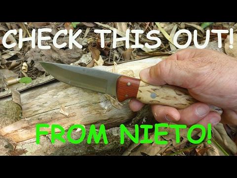 Miguel Nieto SL Cheyenne Fixed Blade Review