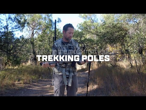 How To Get The Most Out of Your Trekking Poles