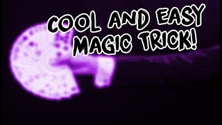 Easy and awesome magic trick tutorial!