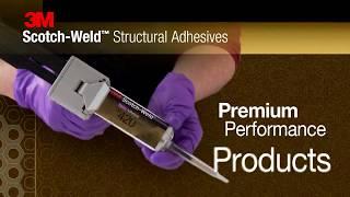 3M Scotch Weld DP100 двухкомпонентный эпоксидный клей