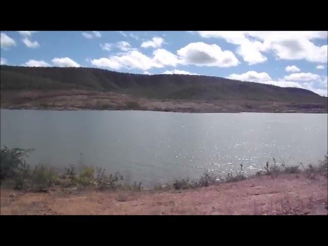 Arquivo Alto Sertão: Barragem de Boa Vista em São José de Piranhas-PB: