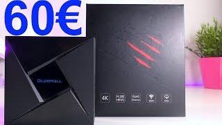 60€ TV Box Android Globmall X4! Recensione in italiano
