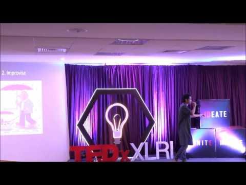 StartUp Fundas | Amol Parashar | TEDxXLRI