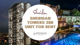 Sheridan Towers 2BR Unit for Rent