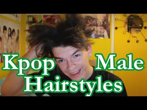 Male Kpop Hairstyles - Steve Talks