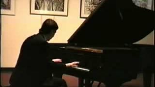 Ralph Iossa Live ~ Sonata Op.31no.2(Tempest) Mv.I -Beethoven