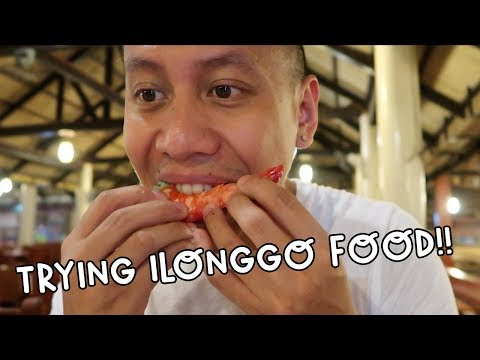 THIS WILL MAKE YOU HUNGRY! ILONGGO FOOD (Filipino Food from Iloilo City) | Vlog #81