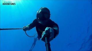 FreeDiving 2015 video HD. Фридайвинг Красное Море.