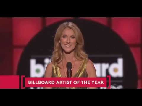 Celine Dion - Live On Billboard 2013 HD