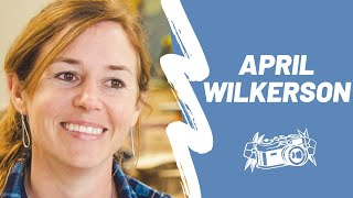 Who is April Wilkerson? Maker and DIY as a Job