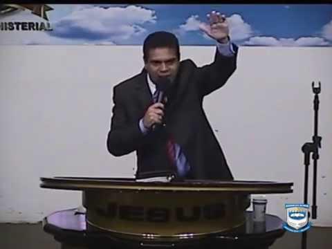 Saudação Evangelista Diego Carvalho