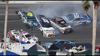 Every Big One from the Daytona 500 from 2001 to 2019