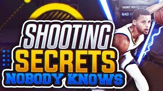 #1 SHOOTING SECRET THAT NOBODY KNOWS! NBA 2K18 GREENLIGHT TIPS