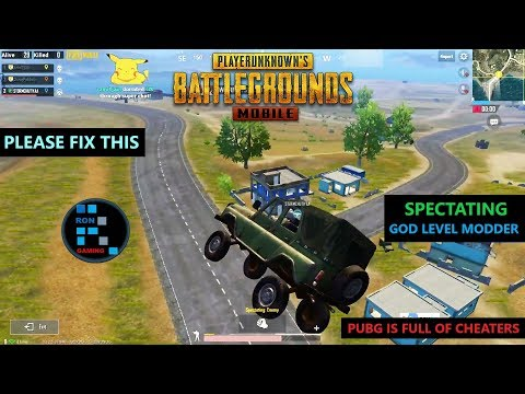 [Hindi] PUBG MOBILE | SPECTATING GOD LEVEL MAGICIANS WHO KILLED US