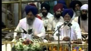 Santa Ke Karaj - Bhai Jaswant Singh - Live Sri Harmandir Sahib