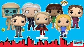 NYCC 2018 | POPS DE TV | FUNKO POP