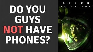 Alien Isolation Sequel Will Be Mobile Only!  [Alien Blackout]